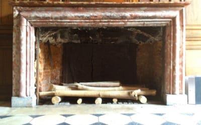 Périples d'une cheminée du Languedoc