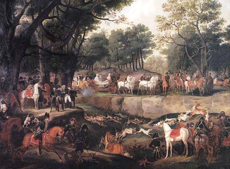 Napoléon et la chasse (I) : une histoire de légitimité politique