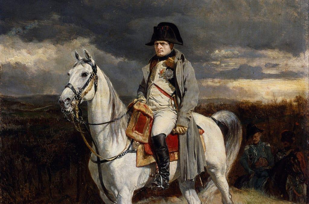 Napoléon et la chasse (II) : aménagements, déménagement