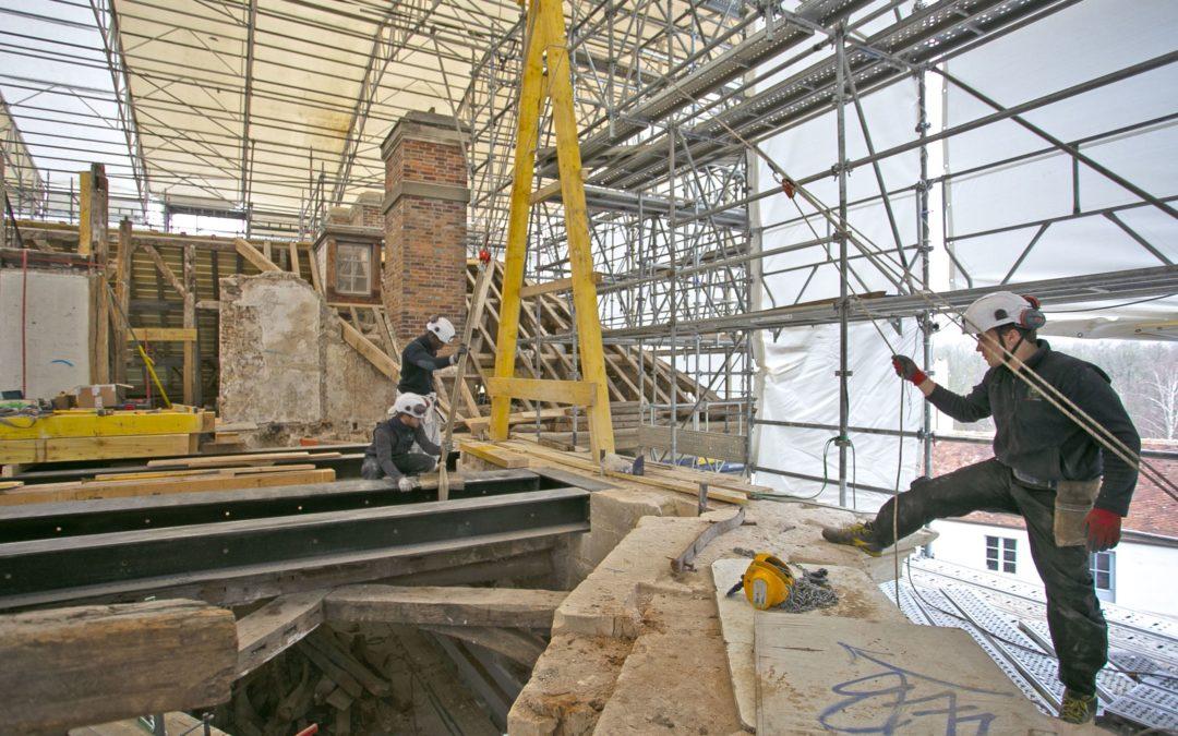 Le Figaro, mai 2021 : La renaissance du pavillon de la Muette